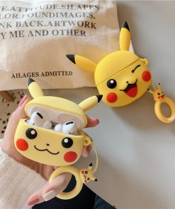 Pokemon 'Pikachu' Premium AirPods Pro Case Shock Proof Cover