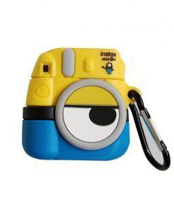 Minions Camera Premium AirPods Case Shock Proof Cover