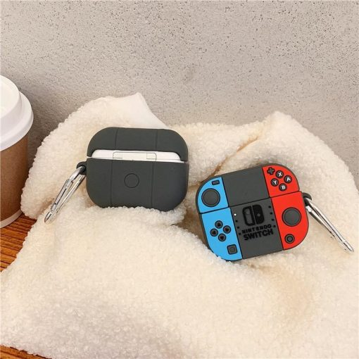 Nintendo Switch AirPods Pro Case Shock Proof Cover