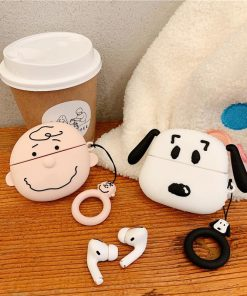 Charlie Brown Premium AirPods Pro Case Shock Proof Cover