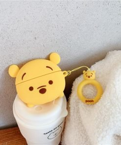 Winnie the Pooh 'Baby Pooh' Premium AirPods Pro Case Shock Proof Cover