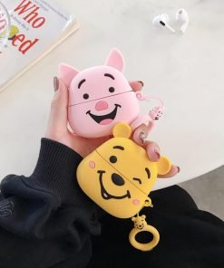 Winnie the Pooh 'Piglet' Premium AirPods Pro Case Shock Proof Cover