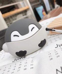 Penguin Premium AirPods Pro Case Shock Proof Cover