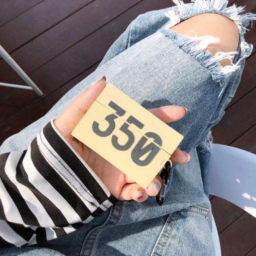 Boost 350 Shoe Box Premium AirPods Pro Case Shock Proof Cover