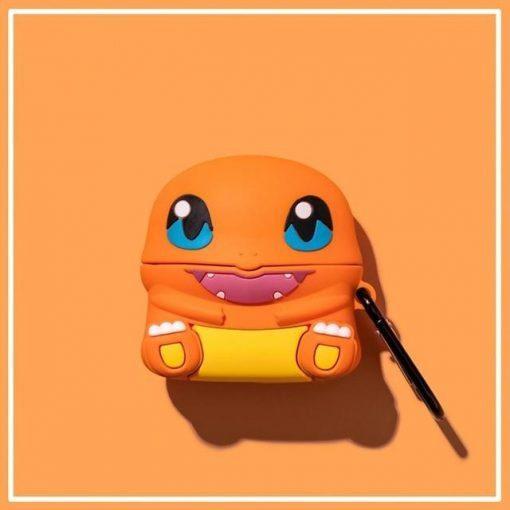 Pokemon 'Sitting Charmander' Premium AirPods Pro Case Shock Proof Cover