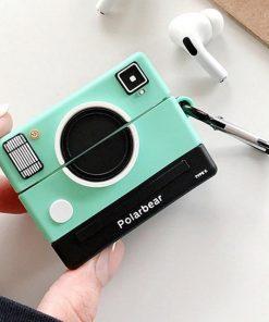 Classic Polaroid Premium AirPods Pro Case Shock Proof Cover