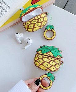 Pineapple Premium AirPods Pro Case Shock Proof Cover
