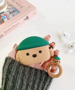 Puppy in a Hat Premium AirPods Pro Case Shock Proof Cover