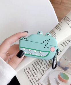 Happy Alligator Premium AirPods Pro Case Shock Proof Cover
