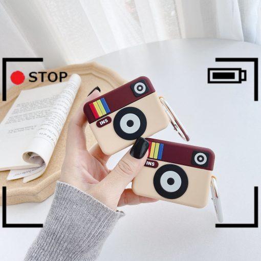 Instagram Logo Premium AirPods Pro Case Shock Proof Cover