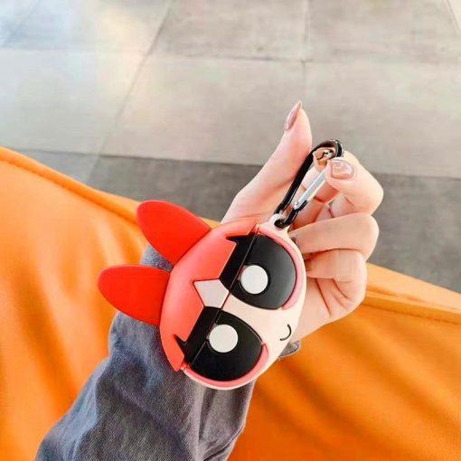 Powerpuff Girls Premium AirPods Pro Case Shock Proof Cover