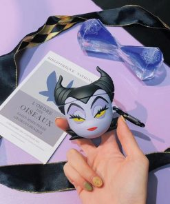 Sleeping Beauty 'Maleficent' Premium AirPods Case Shock Proof Cover