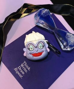 The Little Mermaid 'Ursula' Premium AirPods Case Shock Proof Cover