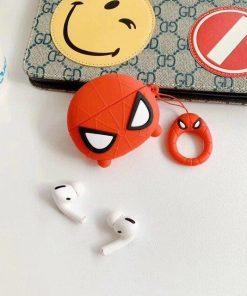 Spider Man Premium AirPods Case Shock Proof Cover