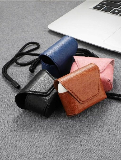 AirPods Pro Vegan Leather Holster with Magnetic Clasp