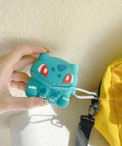 Pokemon 'Sitting Bulbasaur' Premium AirPods Pro Case Shock Proof Cover