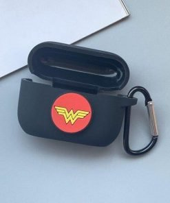 Super Hero Silicone AirPods Pro Case Shock Proof Cover