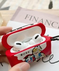 Japanese Instant Noodles Premium AirPods Pro Case Shock Proof Cover