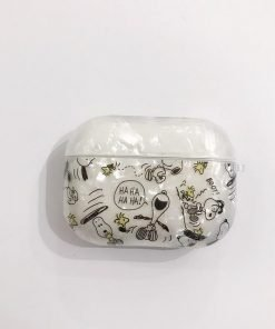 Charlie Brown AirPods Pro Case Shock Proof Cover