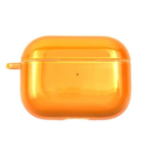 Translucent Gummy AirPods Pro Case Shock Proof Cover