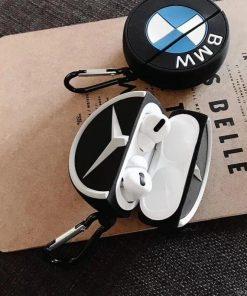 Mercedes Benz Premium AirPods Pro Case Shock Proof Cover
