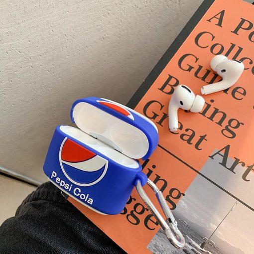 Pepsi Can Premium AirPods Pro Case Shock Proof Cover
