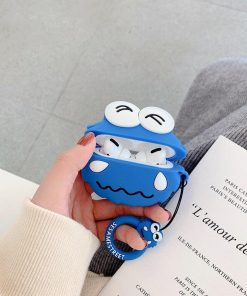 Sesame Street 'Cookie Monster' Premium AirPods Pro Case Shock Proof Cover