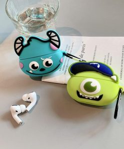 Monsters Inc. 'Monsters U | Sully' Premium AirPods Pro Case Shock Proof Cover