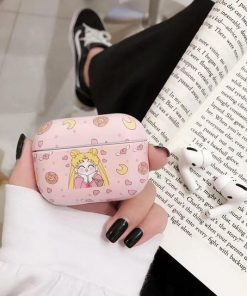 Sailor Moon AirPods Pro Case Shock Proof Cover