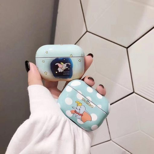 Dumbo AirPods Case Shock Proof Cover