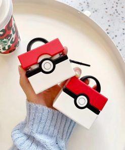 Pokemon 'Poke-Luggage' Premium AirPods Pro Case Shock Proof Cover