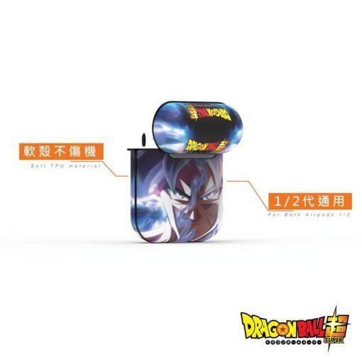 Dragon Ball Z 'Majin Buu   Goku' AirPods Case Shock Proof Cover