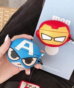 Iron Man 'Battle' Premium AirPods Pro Case Shock Proof Cover