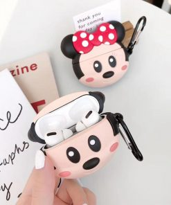 Smiling Mickey Mouse Premium AirPods Pro Case Shock Proof Cover