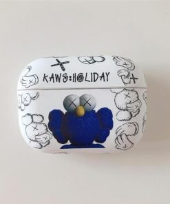 KAWS 'Blue Owl' AirPods Pro Case Shock Proof Cover