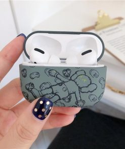 KAWS 'Grey Holiday' AirPods Pro Case Shock Proof Cover
