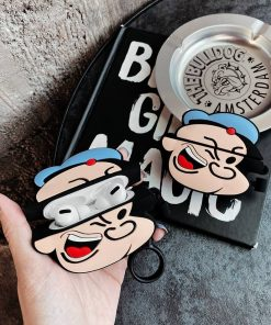 Popeye Premium AirPods Pro Case Shock Proof Cover