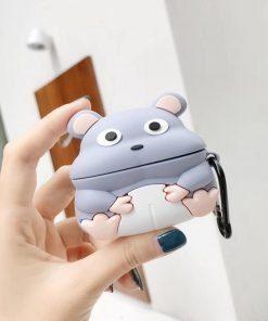 Cute Hippo Premium AirPods Pro Case Shock Proof Cover