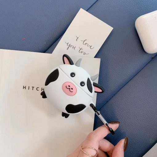 Cute Cow Premium AirPods Pro Case Shock Proof Cover