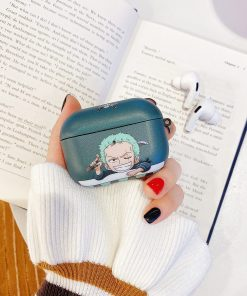 One Piece 'Zoro' AirPods Pro Case Shock Proof Cover