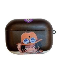 One Piece 'Ace' AirPods Pro Case Shock Proof Cover