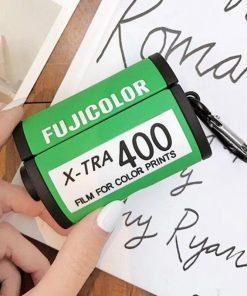 Fuji Film Premium AirPods Pro Case Shock Proof Cover