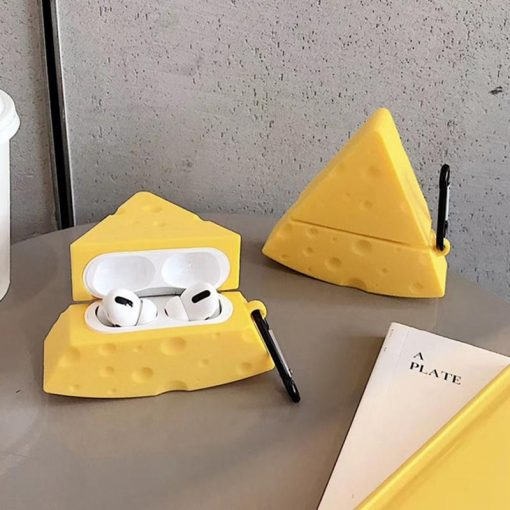 Cheese Premium AirPods Pro Case Shock Proof Cover