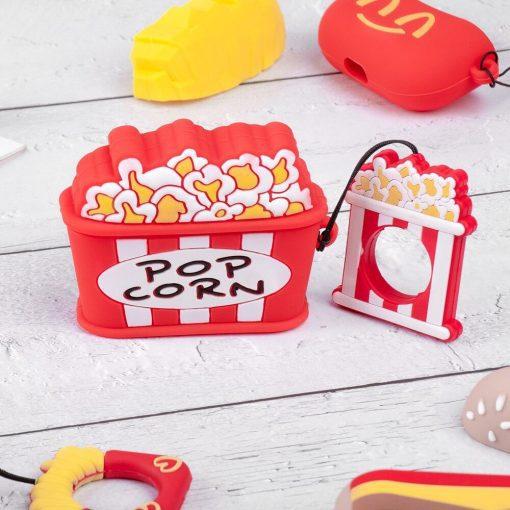 Popcorn Premium AirPods Pro Case Shock Proof Cover