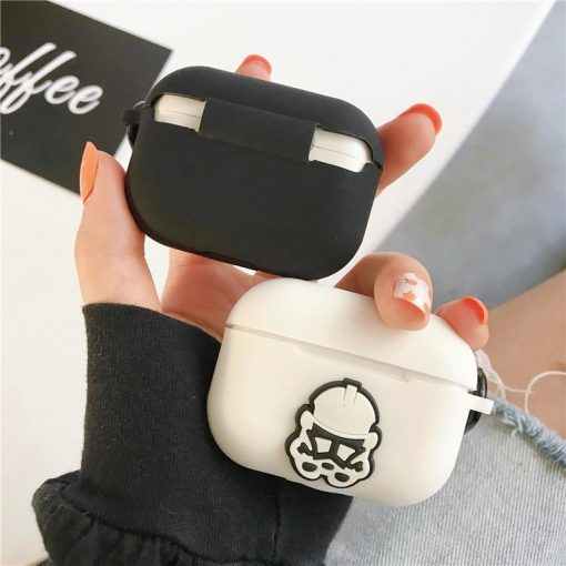 Star Wars 'Vader' Silicone AirPods Pro Case Shock Proof Cover