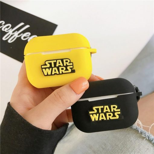 Star Wars Silicone AirPods Pro Case Shock Proof Cover