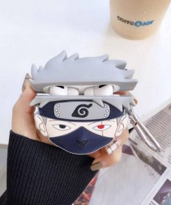 Naruto 'Kakashi Hatake' Premium AirPods Pro Case Shock Proof Cover
