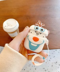 Frozen 'Olaf' Premium AirPods Case Shock Proof Cover