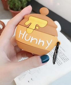 Winnie the Pooh 'Hunny Pot' Premium AirPods Pro Case Shock Proof Cover