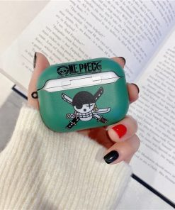 One Piece 'Pirates' AirPods Pro Case Shock Proof Cover